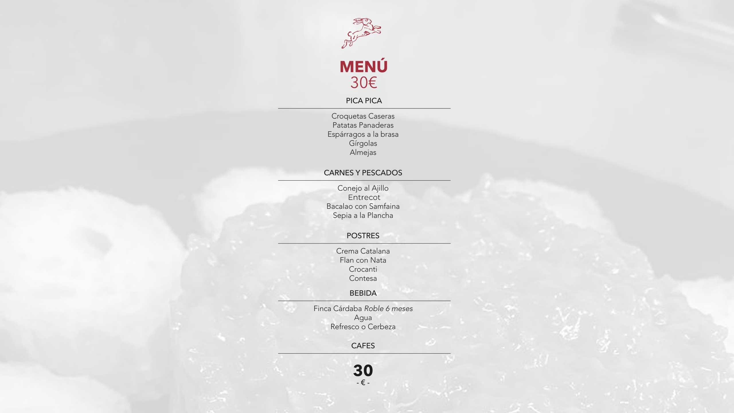 restaurant perez menu 30